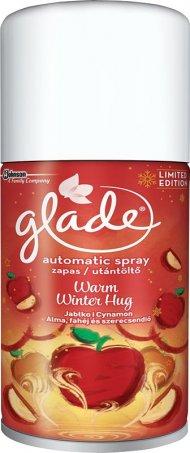 Glade by Brise Automatic Spray, náplň - Jablko a skořice, 269ml