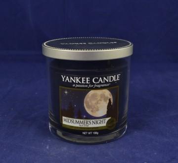 Yankee Candle Décor malý 198g Midsummer´s Night