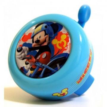 Zvonek na kolo Mickey Mouse kovový
