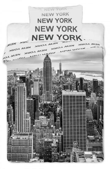 Povlečení New York 2016 140/200 cm