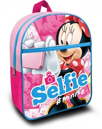 Dětský batůžek Minnie Selfie 30 cm