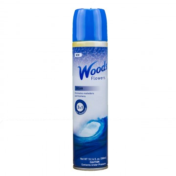 Woods Flowers Spray cu aerosol - Ocean, 300ml