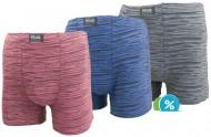 Bambusové boxerky Pesail M0217 - 1ks, velikost M