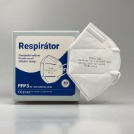 Respirátor FFP3 NR - 1 ks - bílý