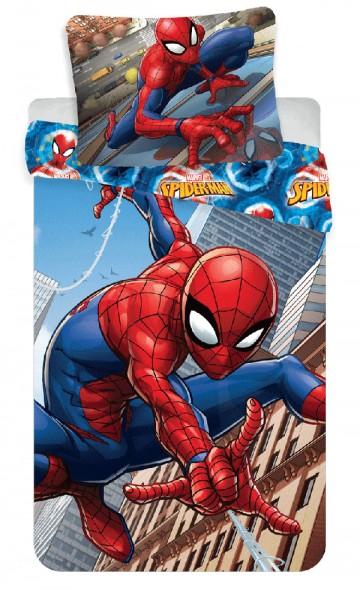 Povlečení Spiderman Climbs 140/200