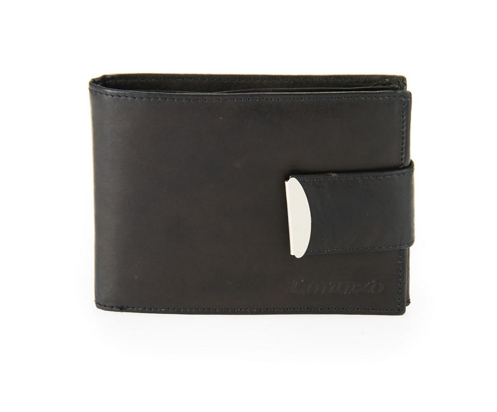 Pánska peňaženka Loranzo - čierna [181]