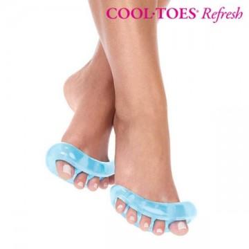 Separatoare degete din gel Cool Toes Refresh