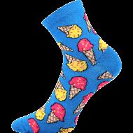 Ponožky - Zmrzlina - velikost 39-42