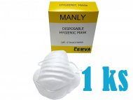 Jednorázová hygienická rouška ČERVA - 1ks