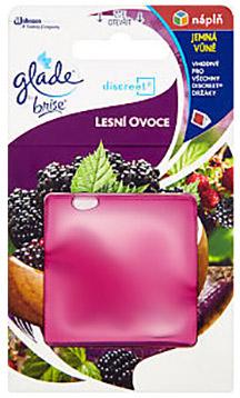 Glade Discreet náplň Lesní ovoce 8 g
