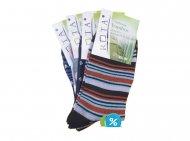 Dámské klasické bambusové ponožky ROTA CZ401 - 5 párů, velikost 35-39