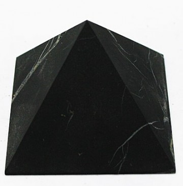 Šungit – liečivé kamene z hlbín Zeme - pyramída