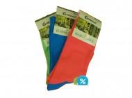 Dámské klasické bambusové ponožky Pesail SN1103 - 3 páry, velikost 39-42