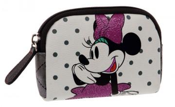 Luxusní peněženka Minnie Mašle 12 cm