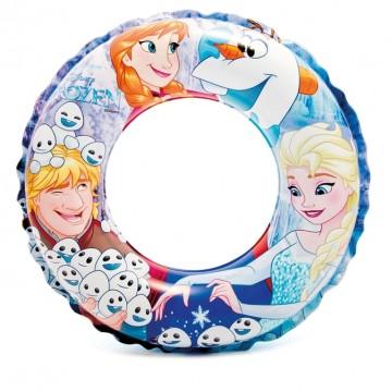 Nafukovací kruh - Frozen, 51cm