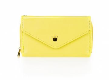 Női pénztárca sárga [168]