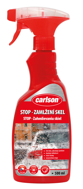 Carlson - STOP zamlženým oknům, 500ml