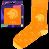 Ponožky - Zodiac - Lev - velikost 43-46