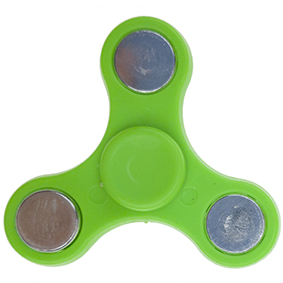 Fidget spinner mini - zelený