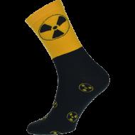 Ponožky Radiace - 1 pár, velikost 43-46