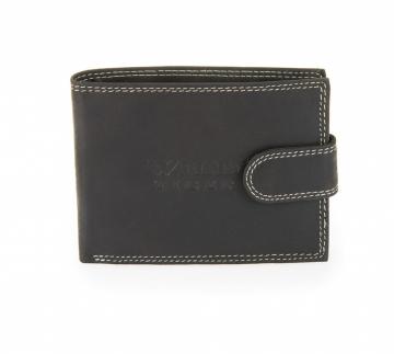 Pánska peňaženka Wild Tiger - čierna [979]