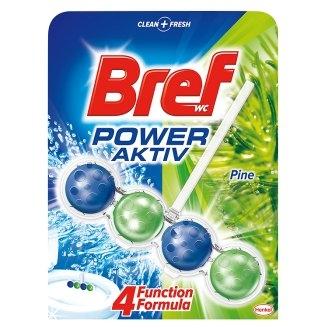 Bref Power Aktiv WC 50g - Pine - 10 db