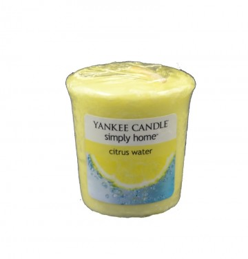 Yankee Candle 49g Votive Citrus Water