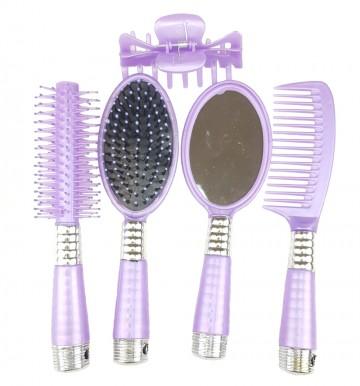 Sada pro péči o vlasy - fialová