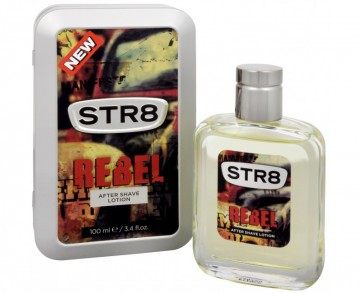 STR8 Rebel - voda po holení, 100 ml