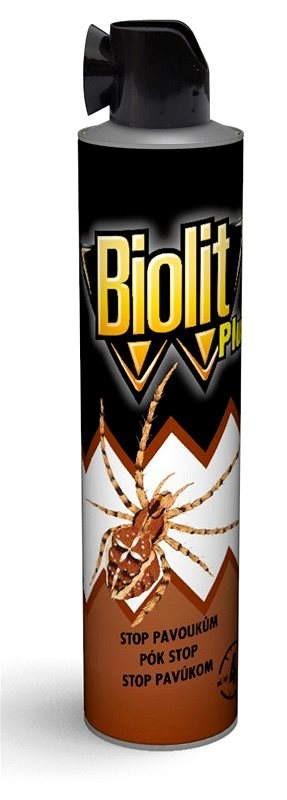 Biolit Plus - ochrana proti pavoukům, 400ml