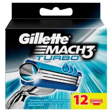 Gillette Mach3 Turbo 12 NH ETA