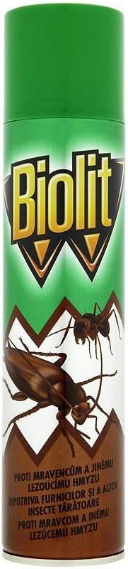 Biolit - proti lezoucímu hmyzu, 400ml