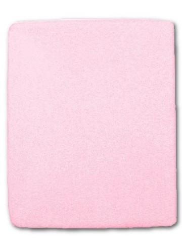 Návlek na prebaľovaciu podložku Akuku ružový