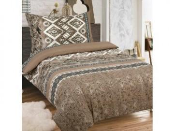Lenjerie de pat din bumbac, pentru 2 persoane 140x200/70x90cm [PL0119]