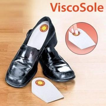 ViscoSole podpatěnky z paměťové pěny