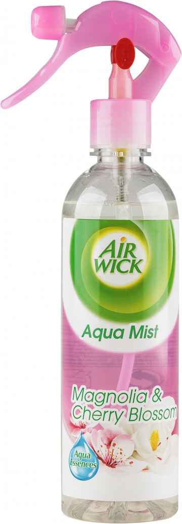 Air Wick Aqua Mist - spray  Magnolie&Cireș, 345ml