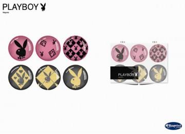 Sada magnetek Playboy Quilted