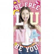 Fürdőlepedő Soy Luna Be free 70/140