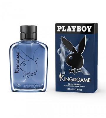 Playboy King of the game - toaletní voda pro muže, 100 ml