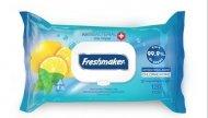 Freshmaker antibakteriální vlhčenné ubrousky - citron, 120ks
