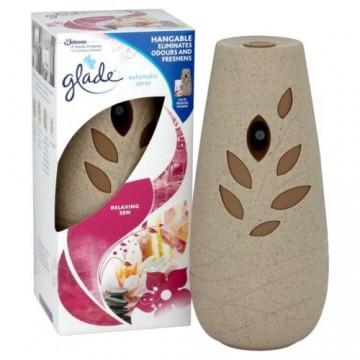 Glade by Brise 269ml - Automatický osvěžovač vzduchu, hnědý + náplň - Japonská zahrada