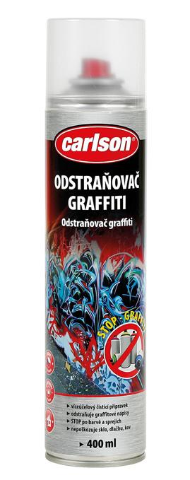 Carlson - Odstraňovač graffiti, 400ml