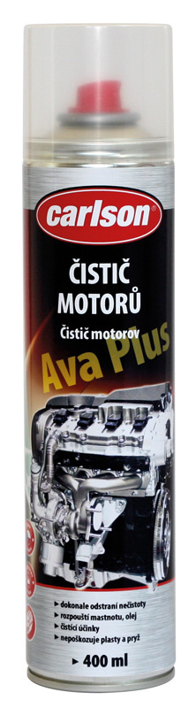 Carlson - Čistič motorů ava plus, 400ml