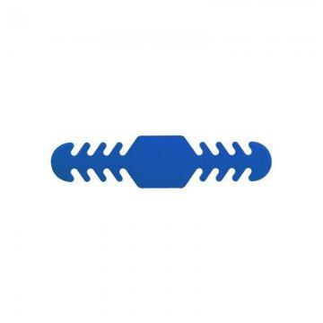 Páska na natahování roušky 142576 - modrá