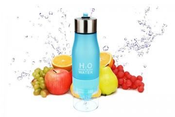 Nápojová lahev, 650ml - modrá