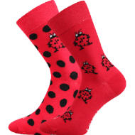 Ponožky - Berušky - velikost 39-42