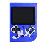 Konzol - kézi és retro  400v1 SUP GameBox - kék