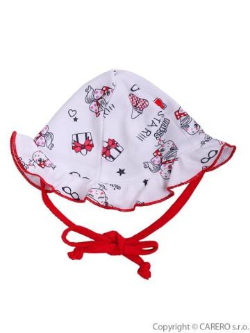 Detský klobúčik Baby Service Miss Star
