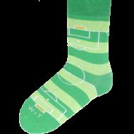 Ponožky - Fotbal 2 - velikost 43-46