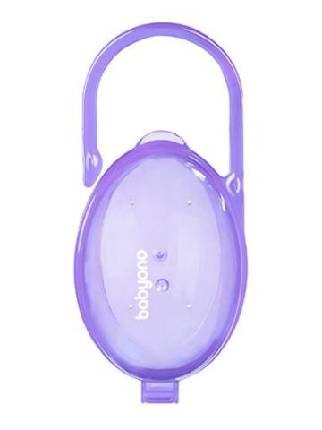 Pouzdro na dudlík Baby Ono fialové